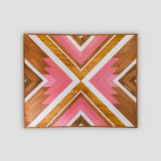 Cabecero Indi Pink